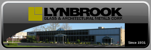 Lynbrook Glass Header